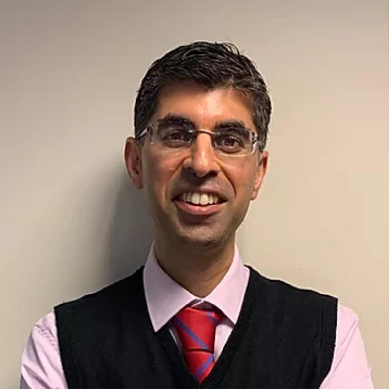 Dr MILEN SHAH